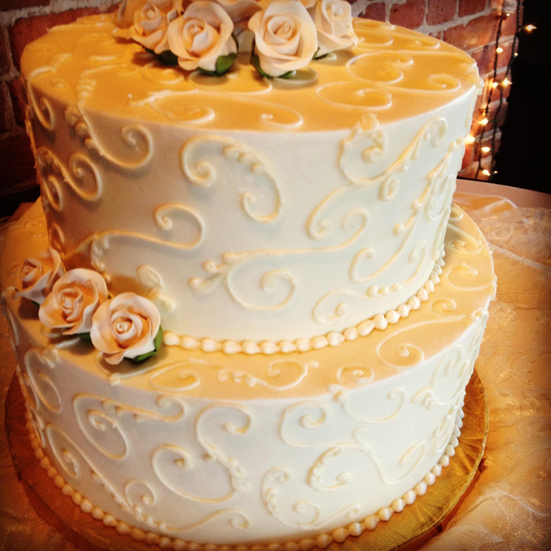 Wedding Cakes » Village Bake Shoppe