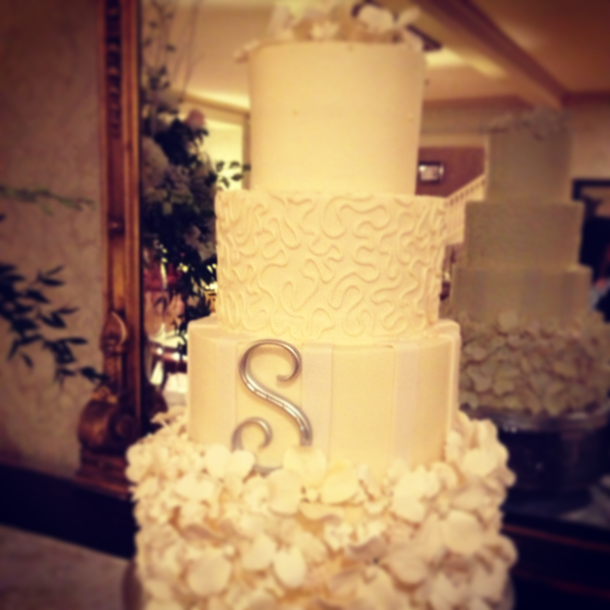 Wedding Cakes » Village Bake Shoppe